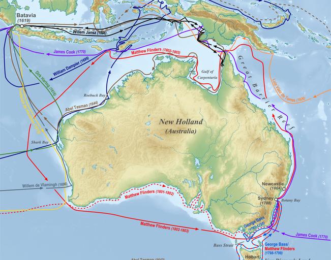 Avustralya'yı Tanıyalım 2 – Avustralya'nın Keşfi